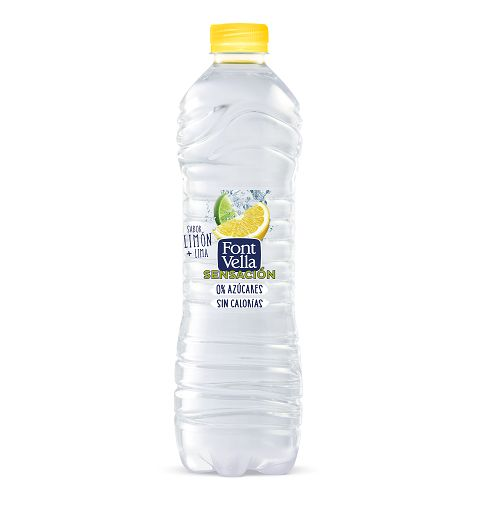 Font Vella Sensacion bottle (with Lemon)