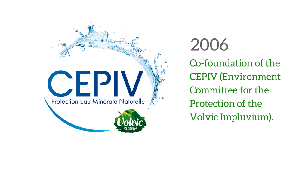 Co-fondation of the CEPIV in 2006