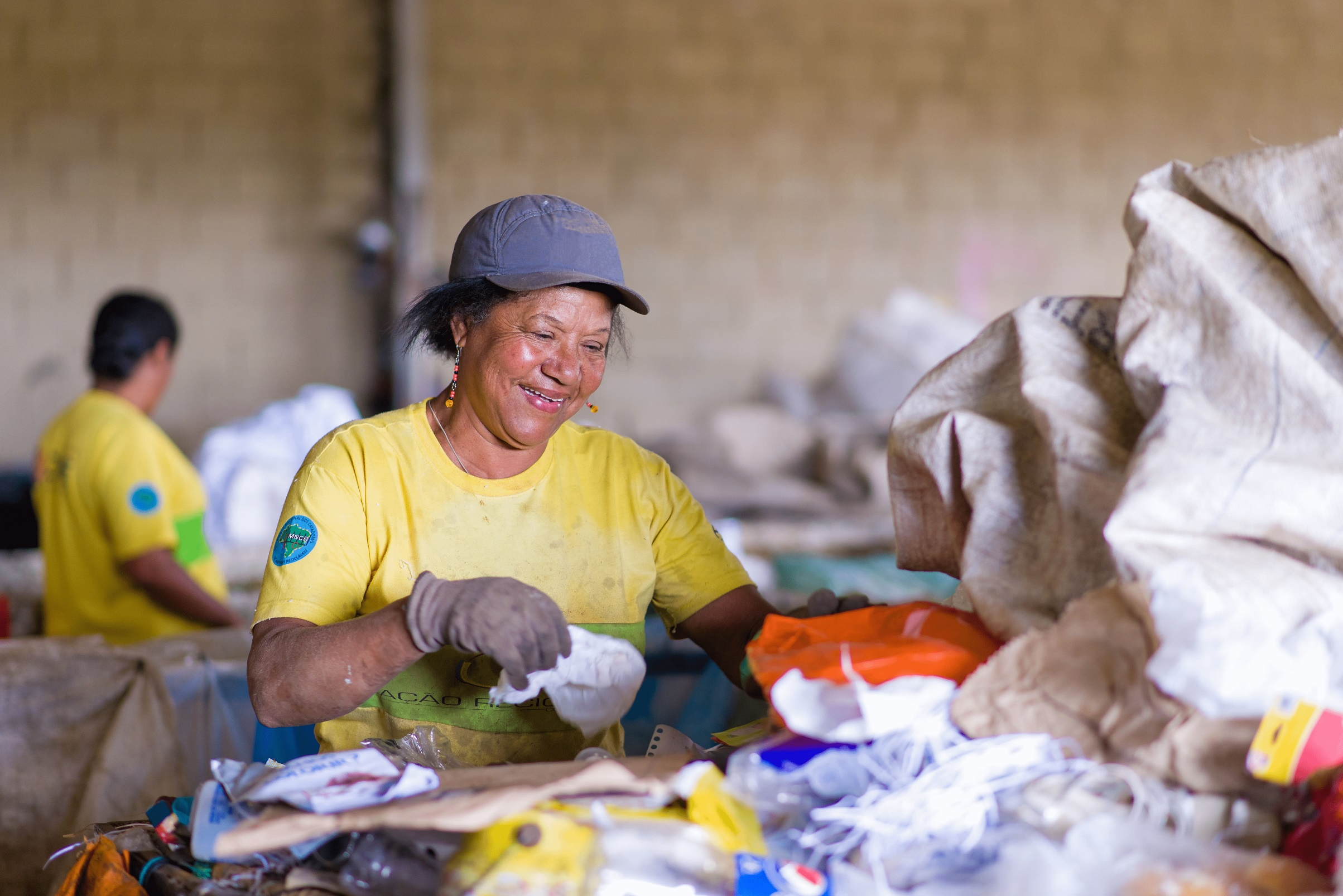 Partnering with waste pickers for inclusive recycling